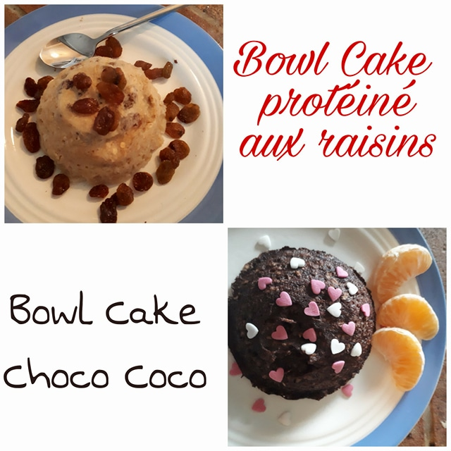 Mes Bowl cakes healthy